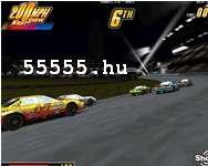 Autóverseny 200 mph night show 3D játék