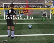 3D penalty shootout j�t�kok