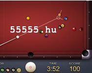 3D játékok 9 ball pool