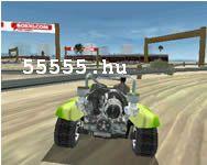 Beach racer autós online