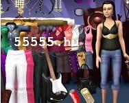 Dance trends 3D lányos 3D játék