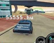 3D-s játékok online Drift n burn 365 ingyen autós játék