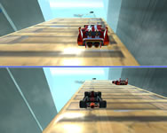 Fly car stunt online