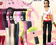 Girly trends 3D csajos 3D ingyen
