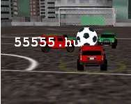 Hummer football  shockwave 3D j�t�kok