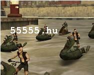 Hydro Storm 3D játékok játékok ingyen