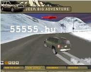 Jeep big adventure ustós ingyen játékok