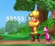 Micimackó 3D játékok