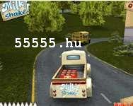 Online Milk shake 3D-s játék