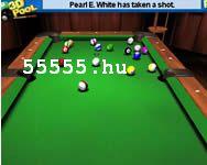 Real 3D pool biliárd