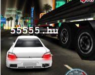 Rumble town racing 2 3D játékok játékok