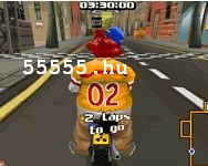 Motoros Scooter Guru ingyen játékok