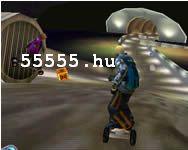 Sewer run 2 3d játékok