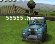 3D Shaun the Sheep autó játék