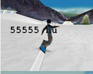 Snow boarder XS játék ingyen