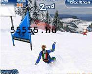 Snowboard madness játék