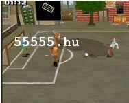 3D-s játék Soccer tribe
