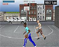 Street ball showdown 3D j�t�kok j�t�kok ingyen