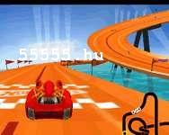 Színváltós autók autóverseny ingyenes
