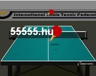 Table tennis 3D játékok játékok