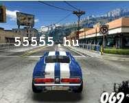 Traffic slam autós ingyen 3D játék