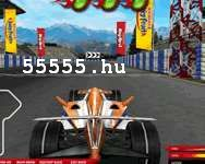 Ultimate race way F1 autós játékok