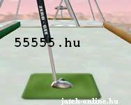 Verti golf sport játék